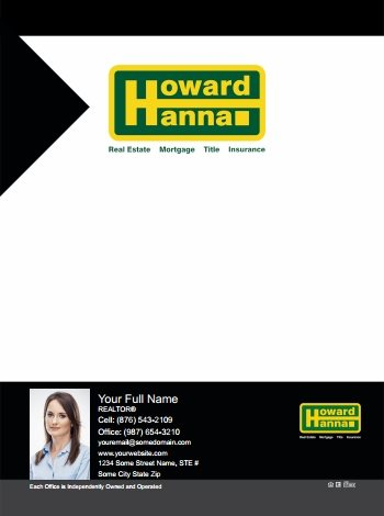 Howard Hanna Presentation Folder HH-PF-011