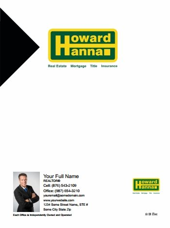 Howard Hanna Presentation Folder HH-PF-013