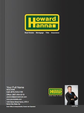 Howard Hanna Presentation Folder HH-PF-015