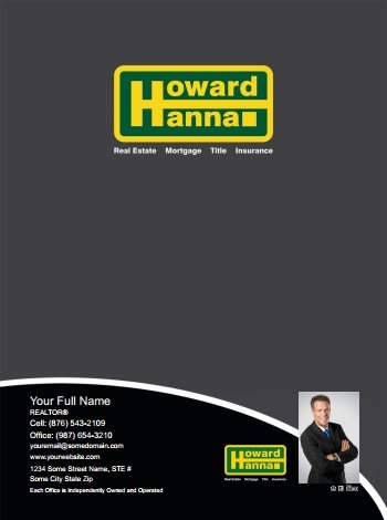 Howard Hanna Presentation Folder HH-PF-017