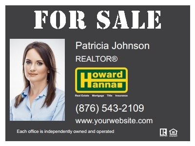 Howard Hanna Yard Signs HH-PAN1824AL-001