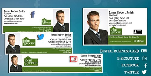 John Greene Realtors Digital Suite JGR-DS-001