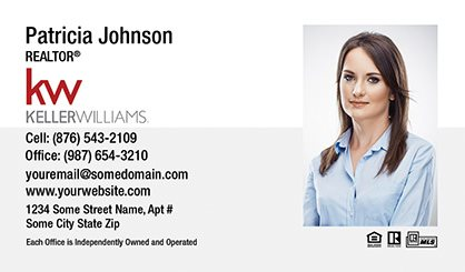 Keller williams business cards templates designs and online keller williams business cards kw bc 002 pronofoot35fo Gallery