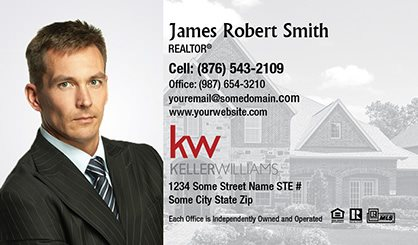 Keller williams realty business cards templates printing and keller williams business cards kw bc 120 colourmoves