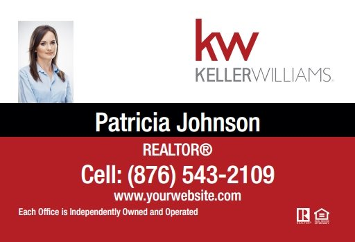 Keller Williams Car Magnets KW-CM-001