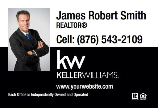 Keller Williams Car Magnets KW-CM-004