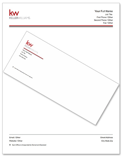 Keller Williams Stationery Bundle KW-SB-001