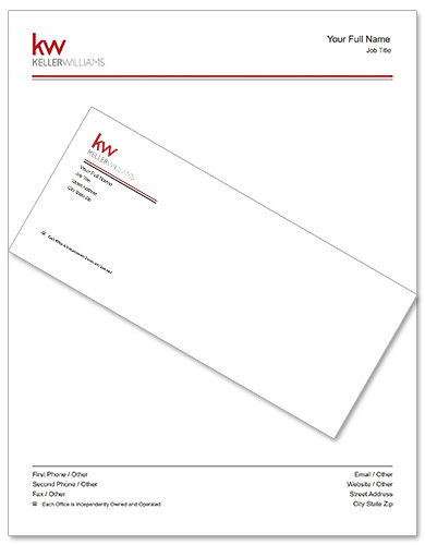 Keller Williams Stationery Bundle KW-SB-003