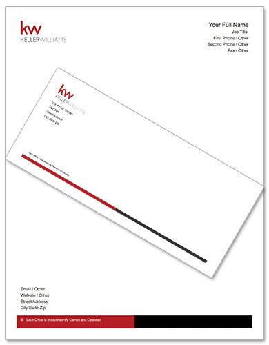 Keller Williams Stationery Bundle KW-SB-004