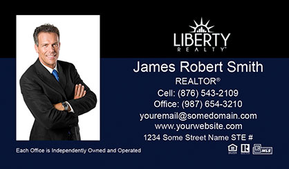 LIberty-Realty-Business-Card-Core-With-Full-Photo-TH65-P1-L3-D3-Blue-Black