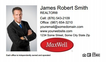 Maxwel Realty Canada Digital Business Cards MARC-EBC-001