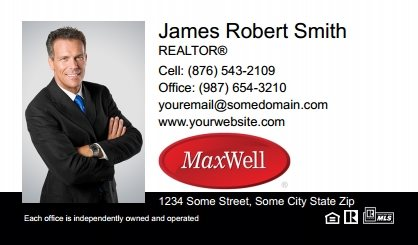 Maxwel Realty Canada Digital Business Cards MARC-EBC-005