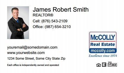 McColly Real Estate Digital Business Cards MRE-EBC-003