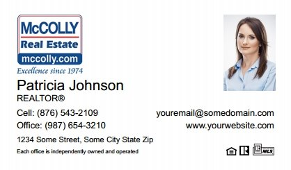 McColly Real Estate Digital Business Cards MRE-EBC-004