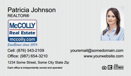 McColly Real Estate Digital Business Cards MRE-EBC-005