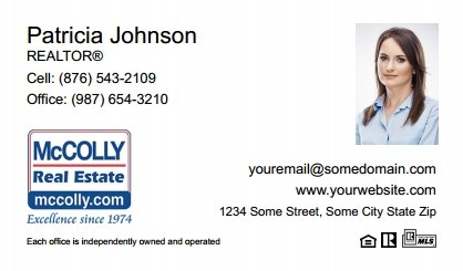 McColly Real Estate Digital Business Cards MRE-EBC-006