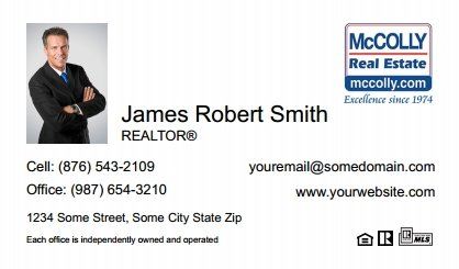 McColly Real Estate Digital Business Cards MRE-EBC-007