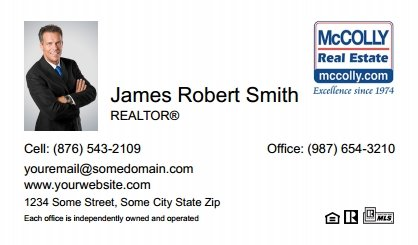 McColly Real Estate Digital Business Cards MRE-EBC-008