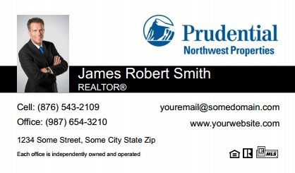 Prudential real estate business cards sure factor surefactor prudential real estate canada business cards pruc bc 017 reheart Images