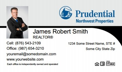 Prudential real estate business cards sure factor surefactor prudential real estate canada business cards pruc bc 030 reheart Images