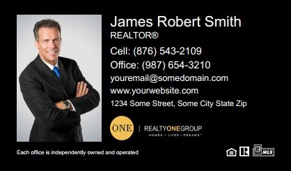 Realty one group business cards templates printing and online realty one group business cards rogi bc 001 reheart Gallery