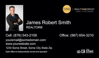 Realty One Group Inc Business Cards Templates Designs And Online