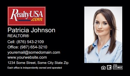 Realtyusa Business Cards RT-BC-004