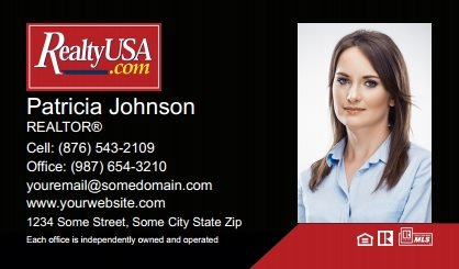 Realtyusa Business Cards RT-BC-005