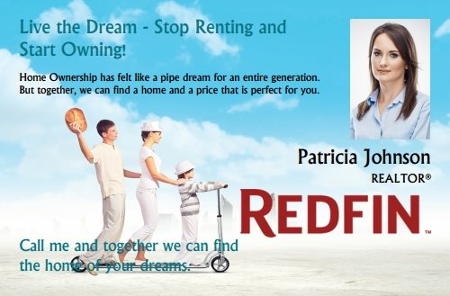 Redfin Post Cards RI-LETPC-001