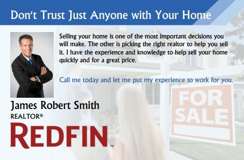 Redfin Post Cards RI-LETPC-009