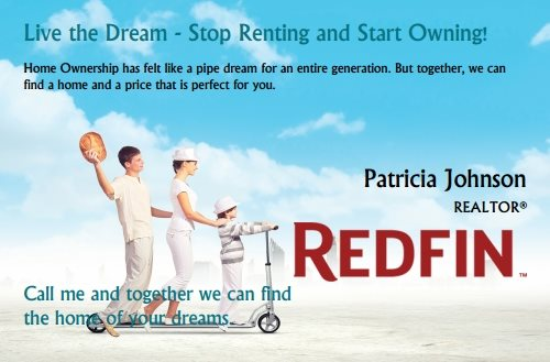 Redfin Post Cards RI-LETPC-002
