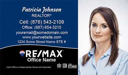 Remax business cards templates printing and online design remax business cards remax bc 172 colourmoves