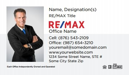 Remax business cards templates designs and online printing remax business cards remax bc 001 colourmoves