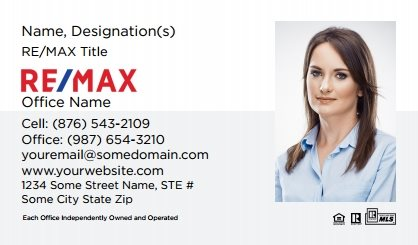 Remax Business Cards REMAX-BC-002