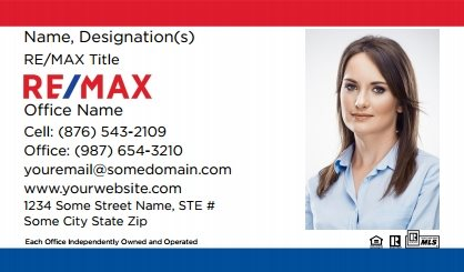 Remax Business Cards REMAX-BC-004