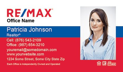 Remax business cards templates designs and online printing remax business cards remax bc 004 colourmoves