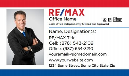 Remax Business Cards REMAX-BC-005