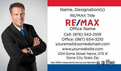 Remax Business Cards REMAX-BC-006