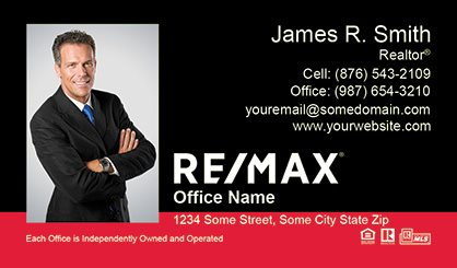 Remax business cards black image collections card design and card remax business cards stationery for canadian real estate companies remax canada business cards remaxc bc 007 reheart Images