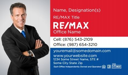 Remax Business Cards REMAX-BC-008