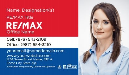 Remax Business Cards REMAX-BC-009