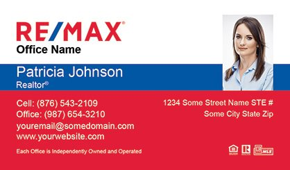 Remax business cards templates designs and online printing remax business cards remax bc 028 colourmoves