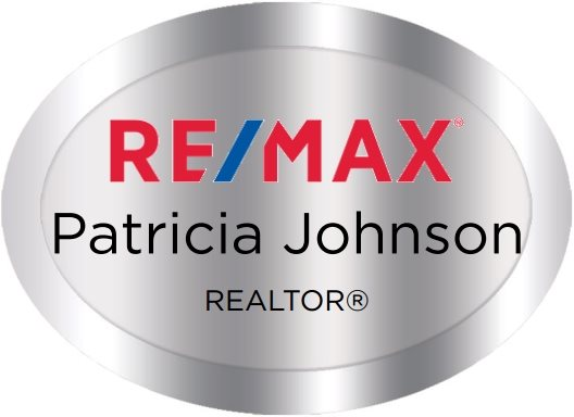 Remax Name Badges Oval Silver (W:2