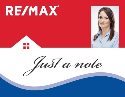 Remax Note Cards REMAX-NC-007