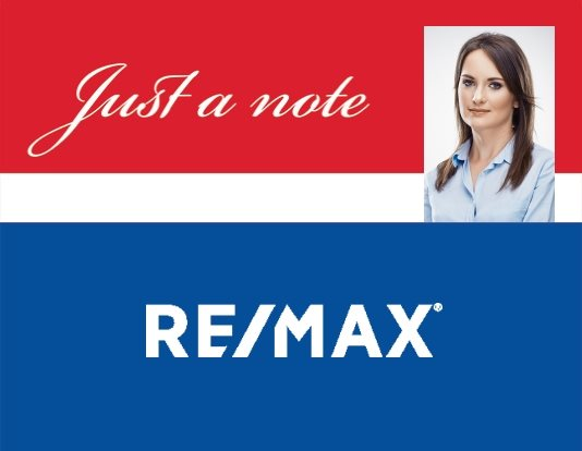 Remax Note Cards REMAX-NC-011