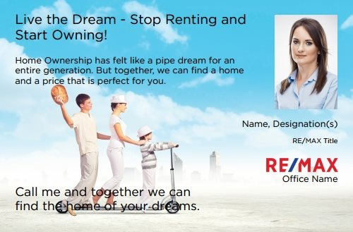 Remax Post Cards REMAX-LETPC-001