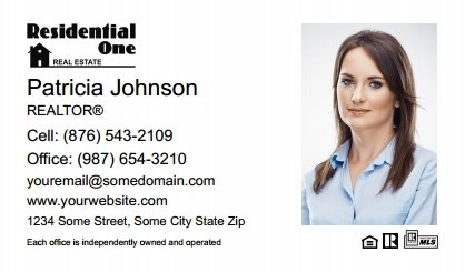 Residential One Canada Digital Business Cards REOC-EBC-002