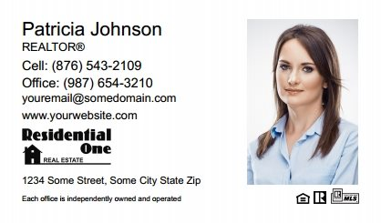 Residential One Canada Digital Business Cards REOC-EBC-008