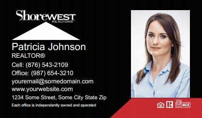 Shorewest Realtors Business Cards SR-BC-005