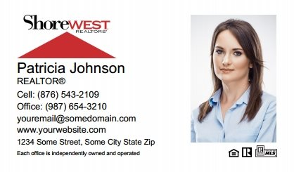 Shorewest Realtors Business Cards SR-BC-006